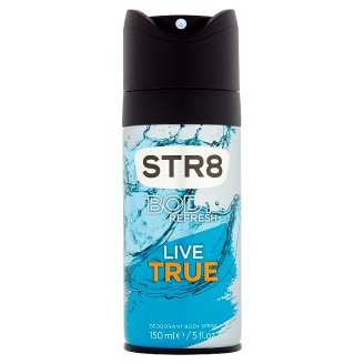 STR8 Body Refresh Live True tělový deodorant 150ml