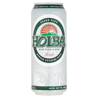 Holba Serak Pale Beer 0.5L
