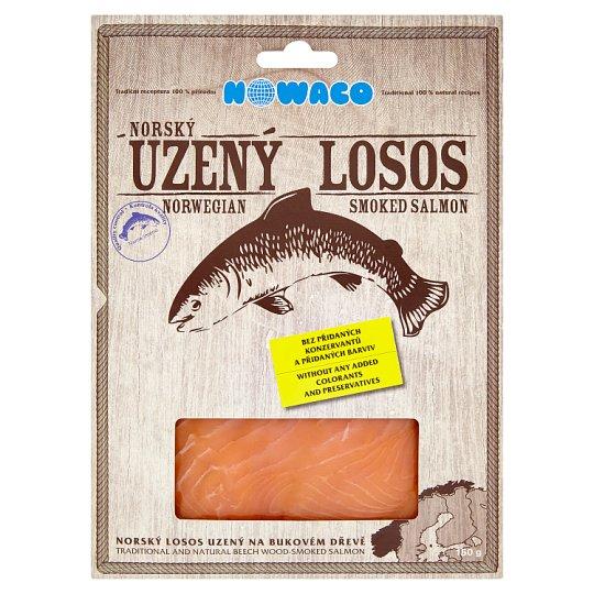 Nowaco Norský uzený losos 150g