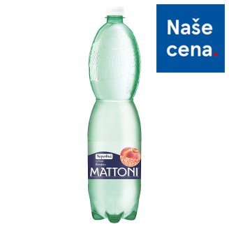Mattoni Broskev neperlivá 1,5l