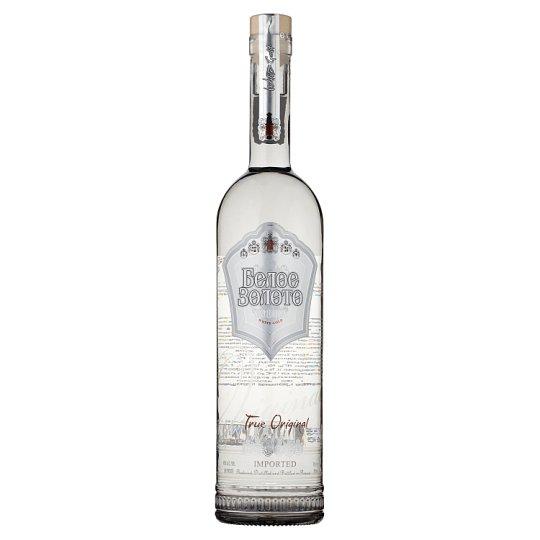 Vodka White Gold Original 40% 0.7L