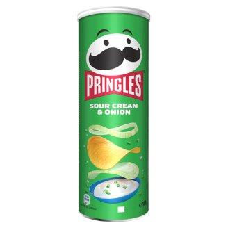 Pringles Kysaná smetana a cibule 165g