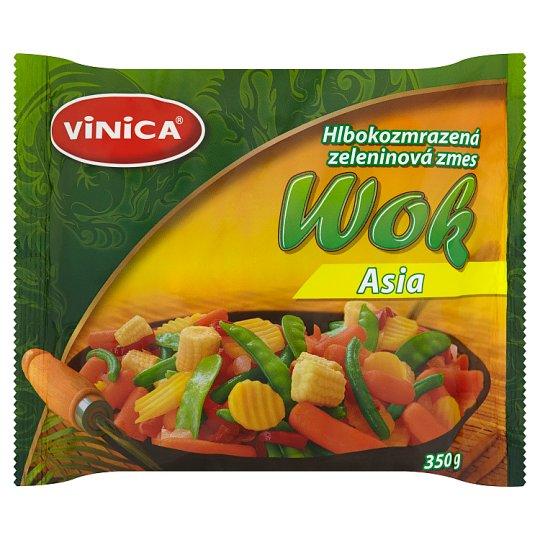 Vinica Wok Asia hluboce zmrazená zeleninová směs 350g