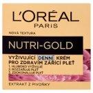 L'Oréal Paris Nutri-Gold Vyživující denní krém pro zdravím zářící pleť 50ml