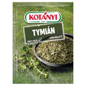 Kotányi Tymián drhnutý 14g