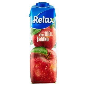 Relax 100% jablko 1l