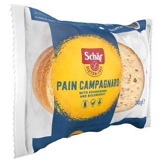 Schär Pain Campagnard bílý krájený chléb bez lepku 240g