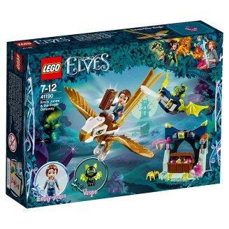 LEGO Elves Emily Jonesová a únik na orlovi 41190