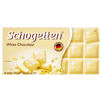 Schogetten Bílá čokoláda 100g