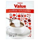 Tesco Value Coffee Whitener Product Instant Coffee and Tea Powder 200g
