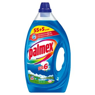 Palmex Mountain Fragrance 60 Washes (55+5) 4.380L