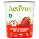 Activus Instant Oat Porridge with Strawberries 70g