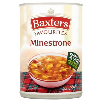 Baxters Soup Minestrone 400g