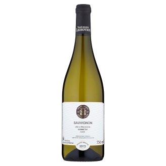 Vinné Sklepy Lechovice Sauvignon víno s přívlastkem kabinetní suché bílé 750ml