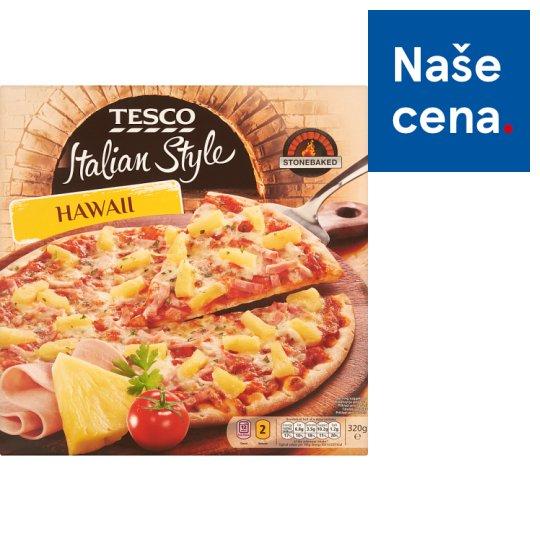 Tesco Italian Style Hawaii Pizza 320g