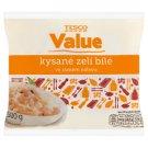 Tesco Value Kysané zelí bílé ve slaném nálevu 500g