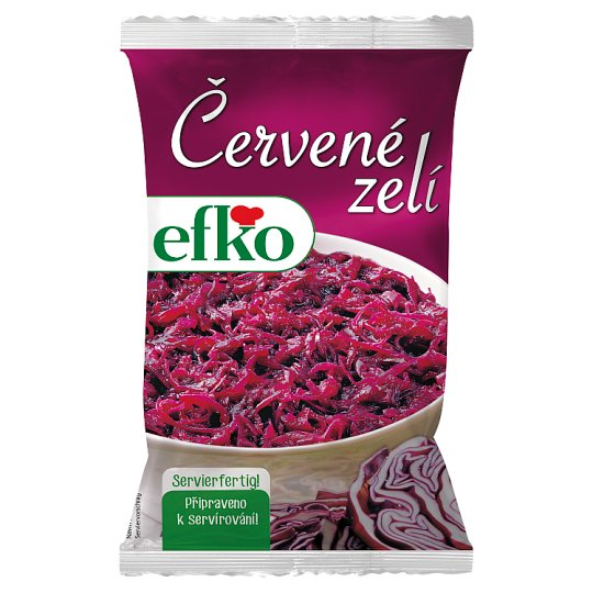 efko Red Cabbage 500g