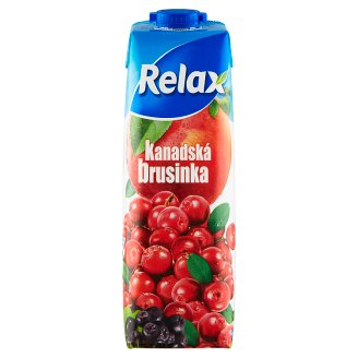 Relax Canadian Cranberry 1L