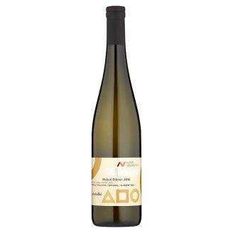 Nové Vinařství Cépage muškát Ottonel jakostní víno s přívlastkem pozdní sběr polosladké 750ml