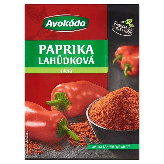 Avokádo Ground Delicate Paprika 25g