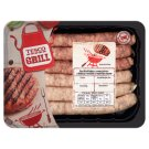 Tesco Grill Duo Mix Sausages with Jelly Flavor and Sausage with Beef and Pork 0.300kg