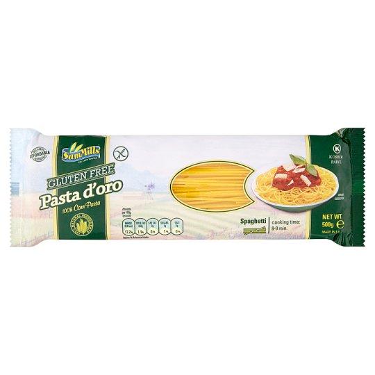 Sam Mills Spaghetti Corn Pasta Gluten Free 500g