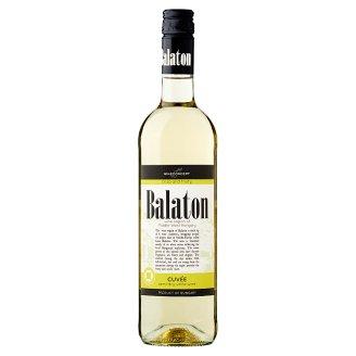 Wine Concept Balaton Balatonský Vlašský ryzlink Rulandské šedé cuvée polosuché bílé víno 0,75l