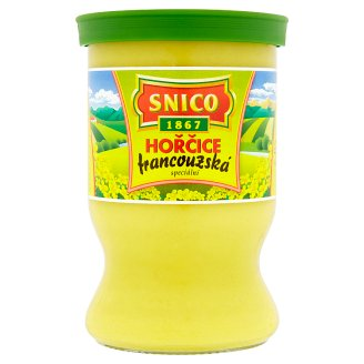 Snico French Mustard 180g