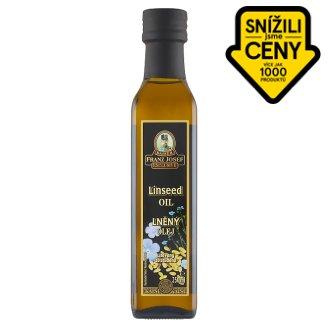 Kaiser Franz Josef Exclusive Lněný olej 250ml