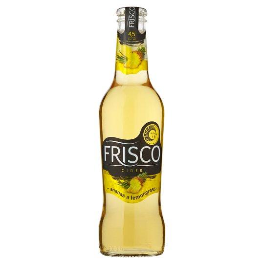 Frisco Cider Ananas a Lemongrass 330ml