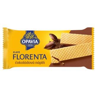 Opavia Zlaté Florenta s čokoládovou náplní 112g