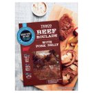 Tesco Beef Roulade with Pork Belly 0.350kg