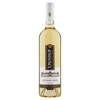 Eminhof Veltlínské zelené pozdní sběr víno s přívlastkem bílé suché 0,75l