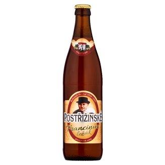 Postřižinské Pivo Francinův ležák 0,5l