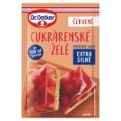 Dr. Oetker Pastry Red Jelly Powder 10g
