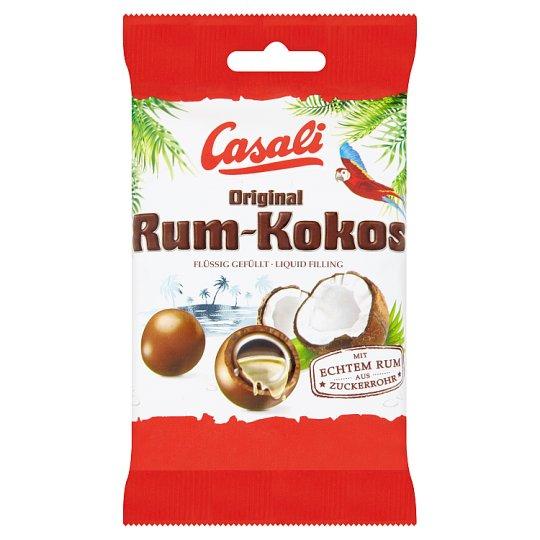 Casali Čokoládová cukrovinka s alkoholovou náplní 100g