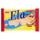 Sedita Ela Wafers with Nougat Aroma and Fructose 40g