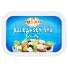 Président Balkánský sýr jemný 150g