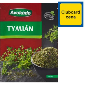 Avokádo Thyme 12g