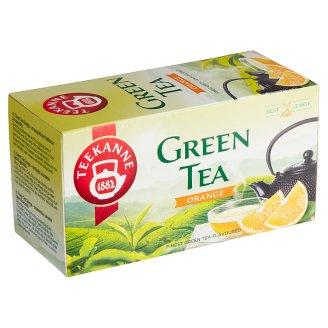 TEEKANNE Orange, zelený čaj, 20 sáčků, 35g