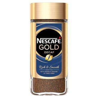 NESCAFÉ GOLD Decaf, instantní káva bez kofeinu 100g