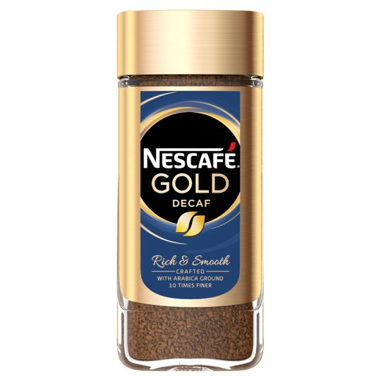 NESCAFÉ GOLD Decaf, Instant Coffee Decaffeinated 100g