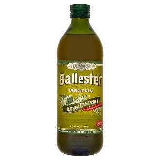 Ballester Extra Virgin Olive Oil 1L