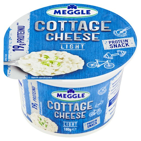 meggle cottage cheese light 180g tesco groceries rh nakup itesco cz light cottage cheese syns light cottage cheese discharge