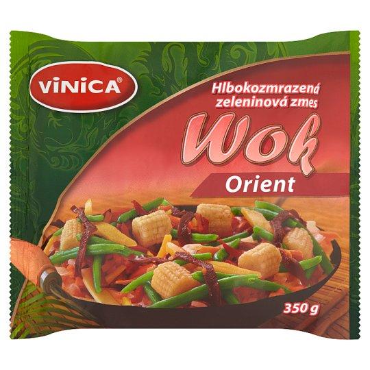 Vinica Wok Orient hluboce zmrazená zeleninová směs 350g