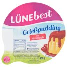 Lünebest Semolina Pudding with Cherry Topping 400g