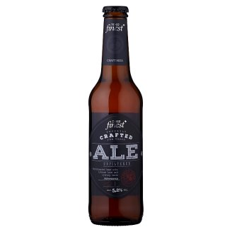 Tesco Finest Ale Unfiltered Pale Beer 330ml