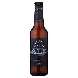 Tesco Finest Ale pivo nefiltrované světlé 330ml