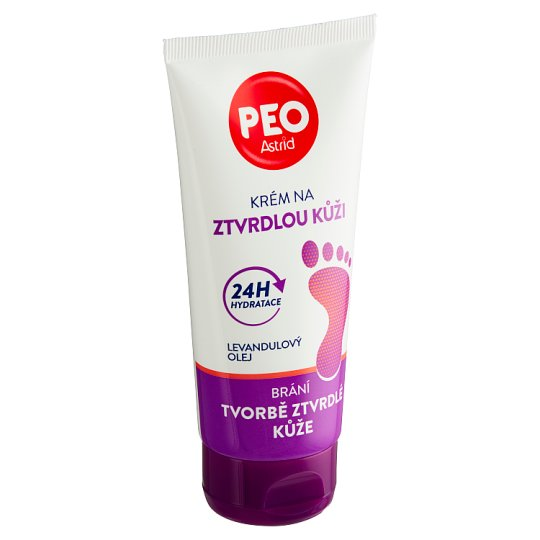 PEO Hydrating Foot Cream 100ml