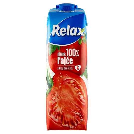 Relax Juice 100% Tomato 1L